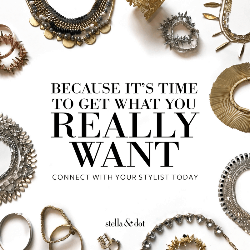 Connect with Amber at Stella & Dot