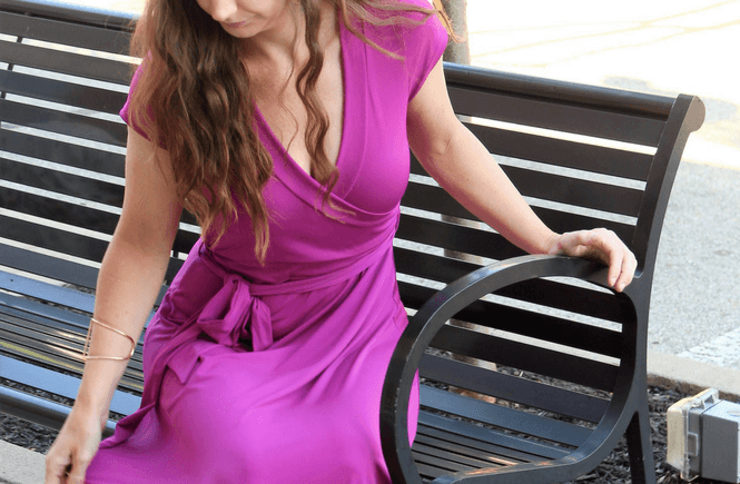Magenta Maxi, PinkBlush,shoppinkblush, @pinkblush, #ad, mom style, summer style, Magenta Sash Tie Wrap Maxi Dress