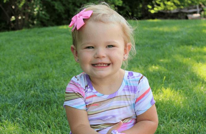 Kid Style : Dot Dot Smile Dress
