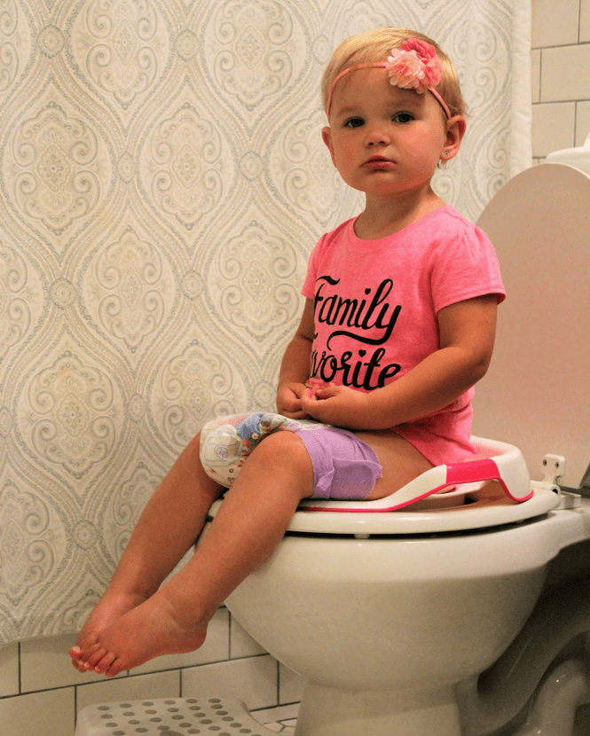 Potty Train Your Two Year Old
