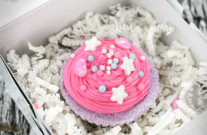 Cupcake Bath Bombs