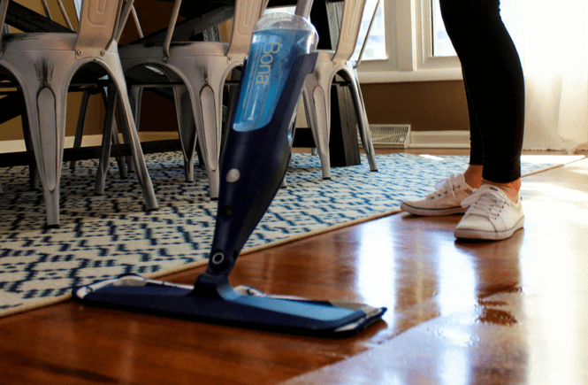 #BonaHardwoodFloorMop #WonderfulTogether #ad, 20 minute cleaning session, quick clean for guests, family cleaning
